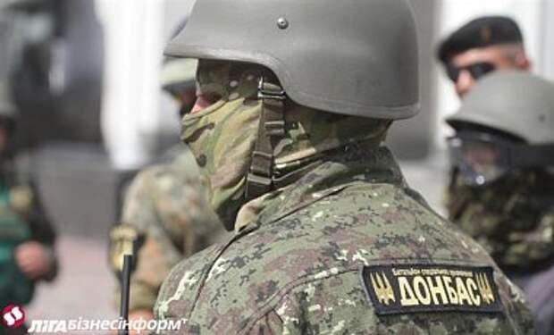 В Иловайске бойцы АТО пытаются вырваться из окружения, идут бои