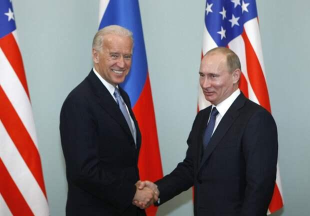 ВБелом доме назвали главную цель встречи Байдена иПутина
