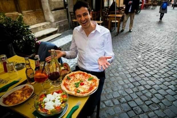 Чем запивают пиццу в разных странах мира