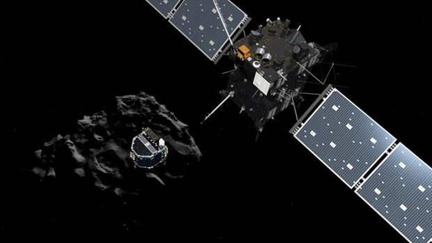 12 ноября зонд с Розетты сядет на комету Чурюмова - Герсименко