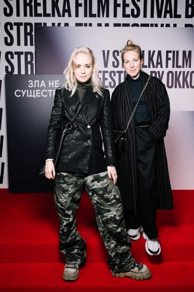 Анна Николаева и Мария Шалаева