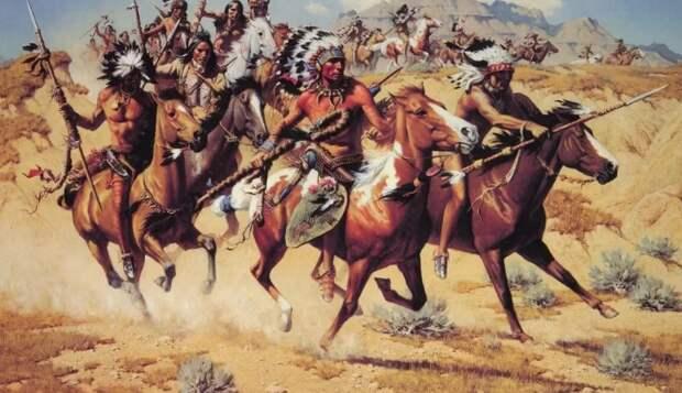 Почему никто в Америке не борется за права индейцев так, как за негров?