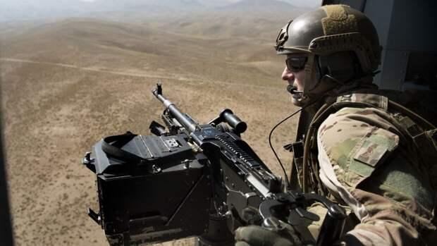 Сирия новости 26 августа 12.30: ВВС США нанесли авиаудар по расположениям иранских бойцов