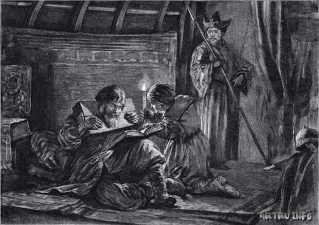Русские князья, умученные в Орде