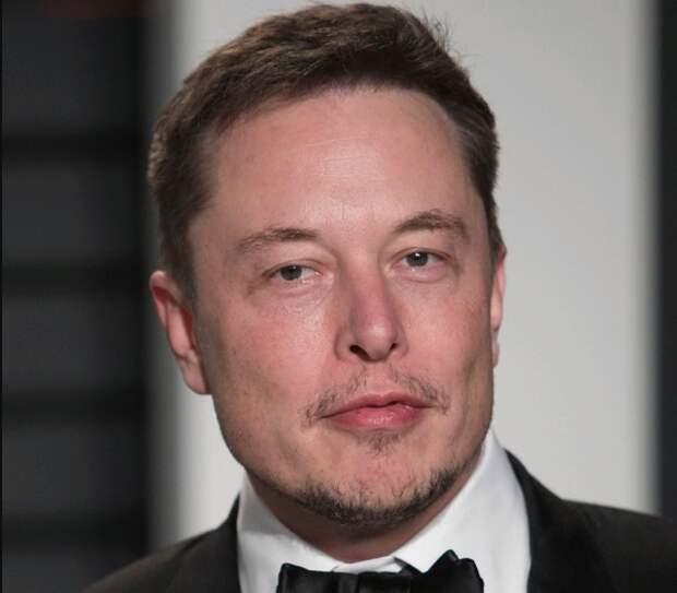 Илон Маск продолжает богатеть - он уже в пятёрке миллиардеров Forbes