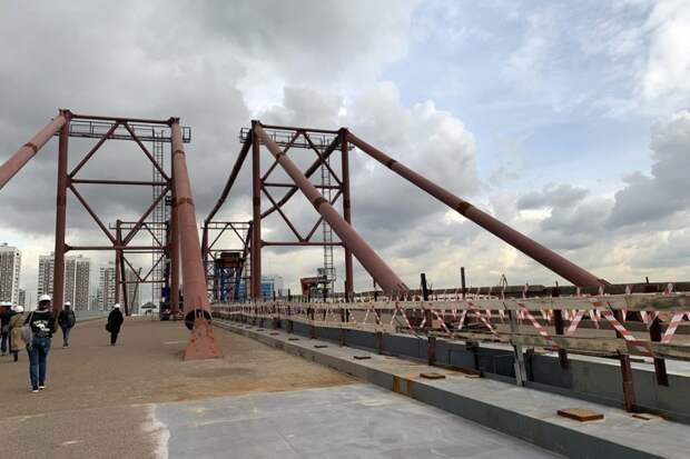 Архитекторы получат гранты на создание мостов в Мневниковской пойме