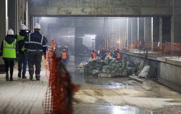 В Москве до конца года заработают 9 новых станций БКЛ метро