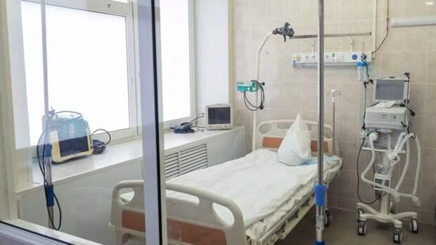 В Петербурге прокомментировали ситуацию с коечным фондом для пациентов с COVID-19