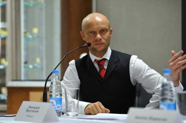 Дмитриря Хрусталева вывели из искусственной комы