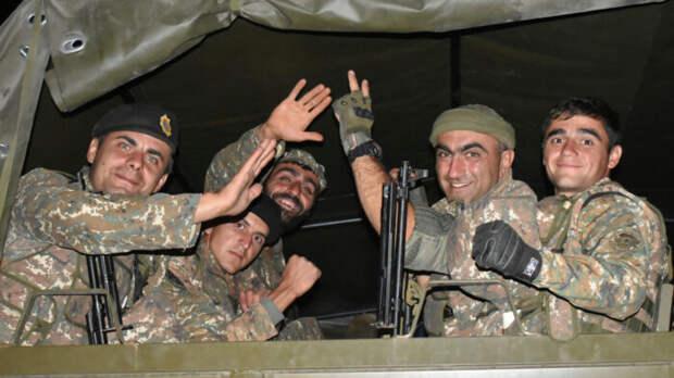 Между армянскими и азербайджанскими военнослужащими произошла драка в районе Вардениса