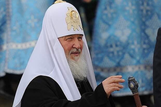 Патриарх Кирилл об абортах в России: Не убивайте детей, а отдайте на воспитание церкви