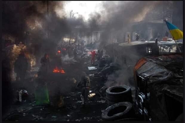 Почему русская Украина не восстала и семь лет терпит Майдан?