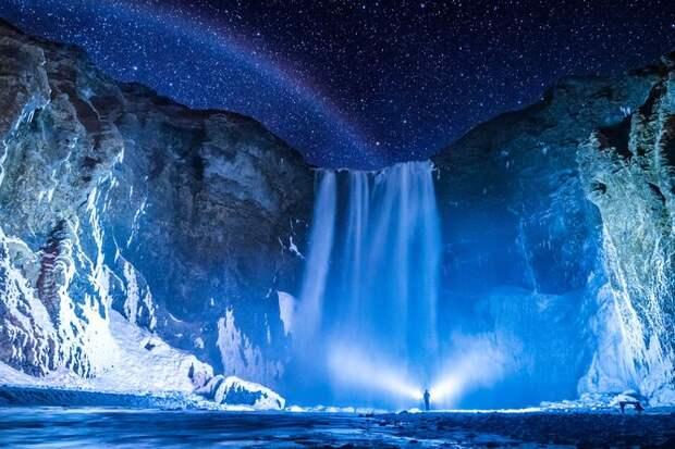 Как устроены самые мощные «водопады» Земли