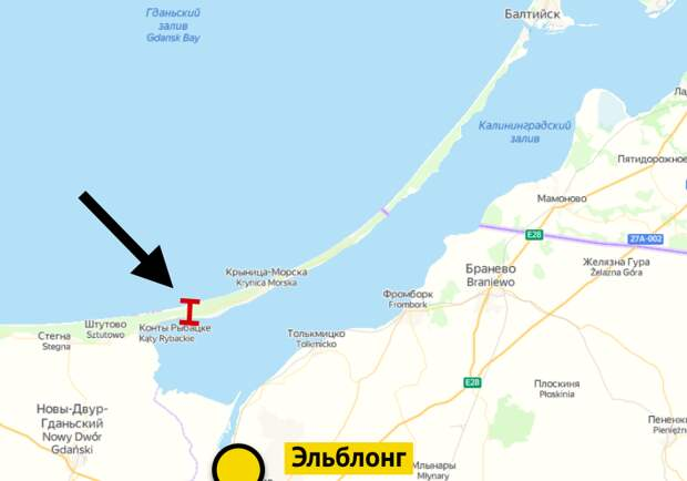 Зачем Польша роет дорогущий канал в 50 километрах от России