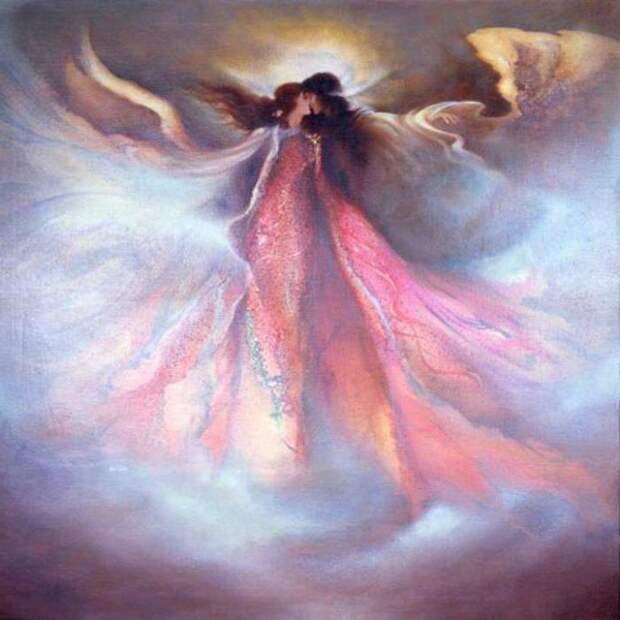 молитва архангелу чамуилу на привлечение любви