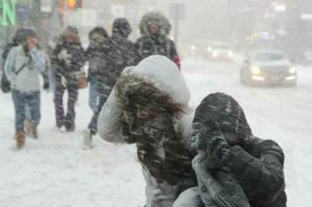 Костромичам пообещали шторм и снег