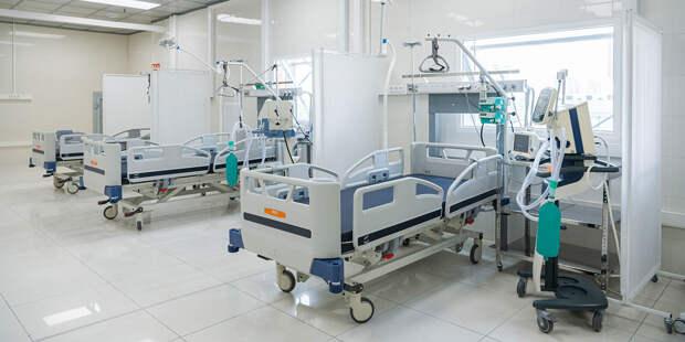 Оперштаб сообщил о новых случаях коронавирусной инфекции в Москве