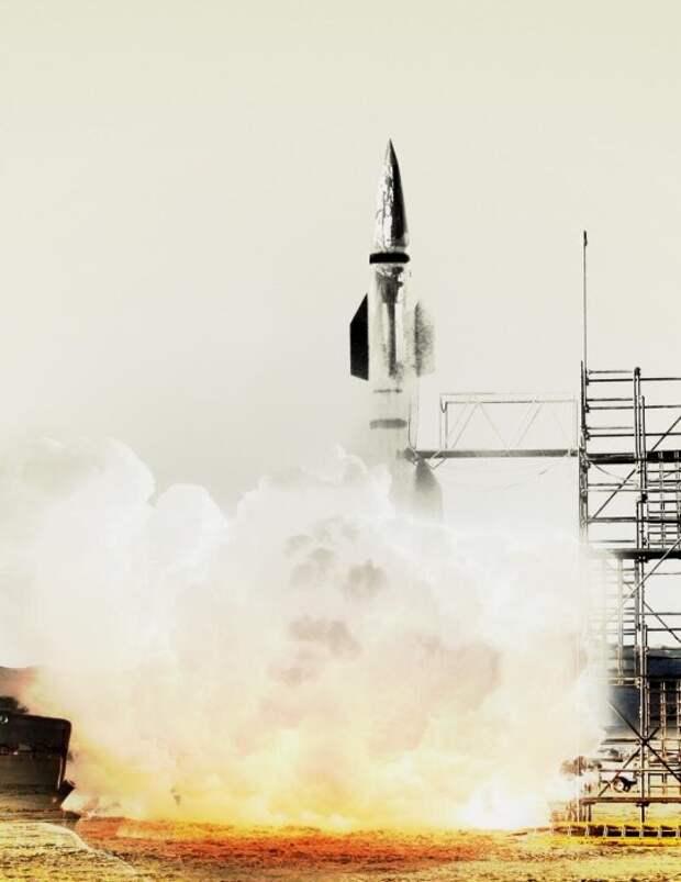 Кто бы мог подумать, что путь к появлению пульта для телевизора лежит через зенитную ракету Гитлера. /Фото: popmeсh.ru