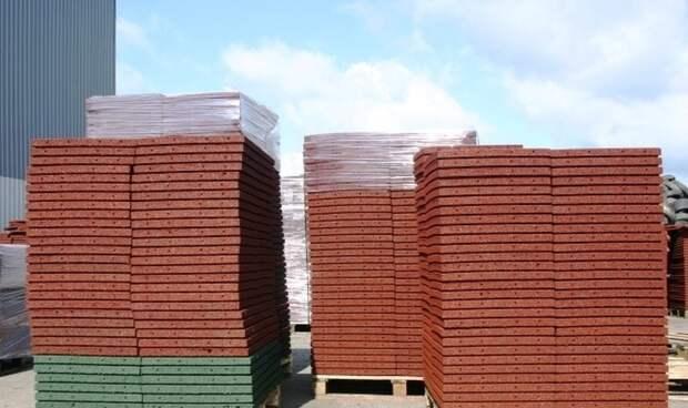 Использование резиновой плитки