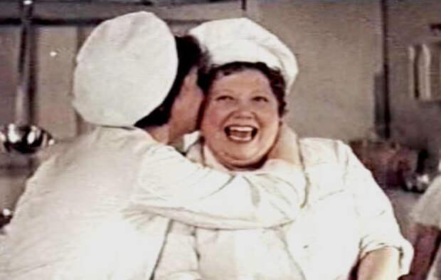 кадр из фильма «Девичья весна», 1960 год