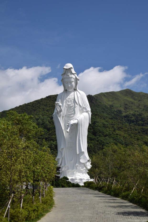 Статуя Бодхисаттвы Гуаньинь