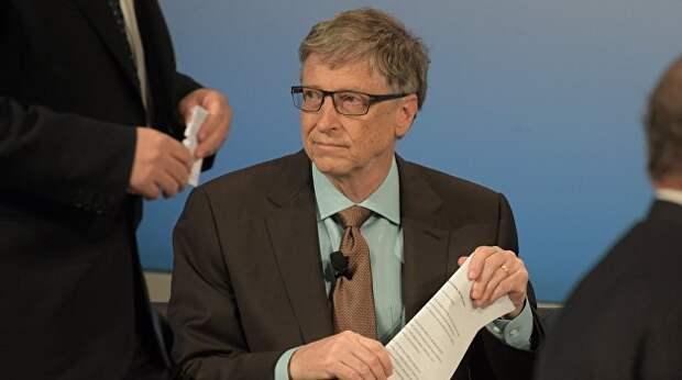 Антиутопия Гейтса и цифровой концлагерь