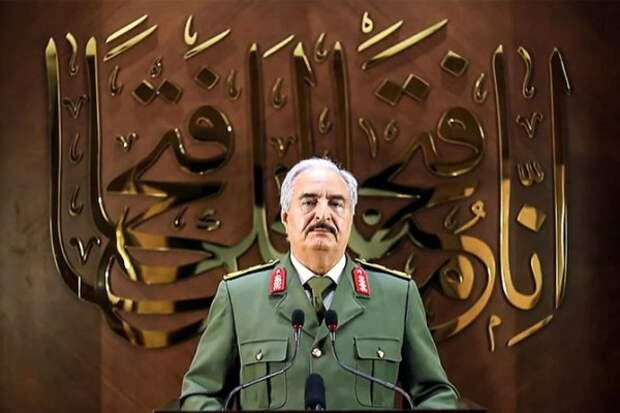 Турция намекнула наРоссию, предостерегая Хафтара отавиаударов вЛивии