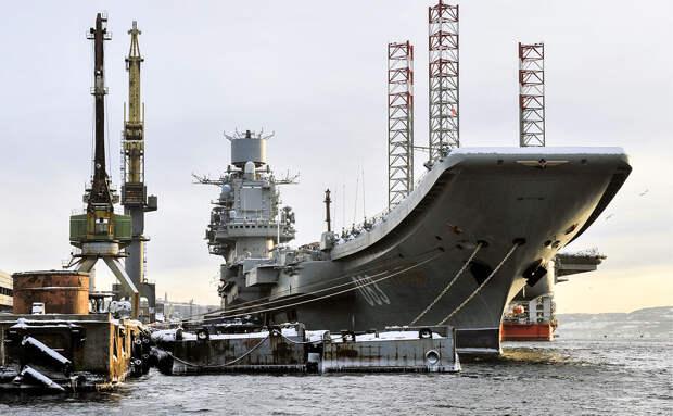 Будет ли у России авианосец кроме «Адмирала Кузнецова»?
