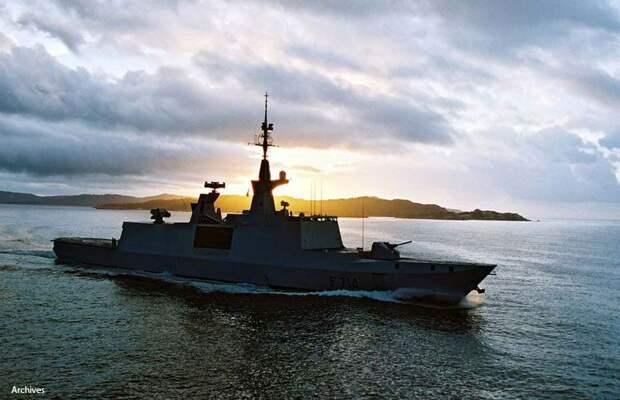 Французский фрегат устроил провокацию возле российской военно-морской базы в Сирии