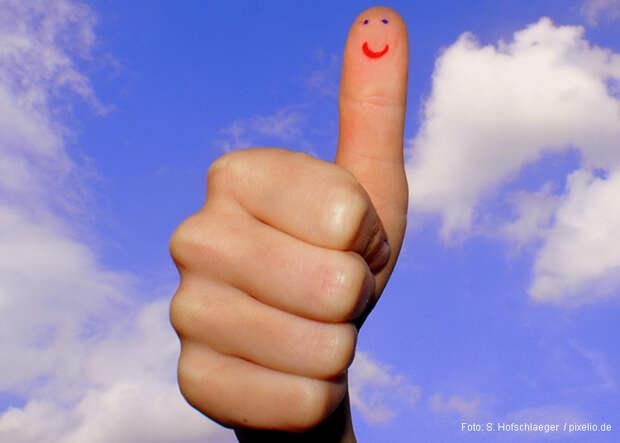 Тест: Характер человека по сжатому кулаку и большому пальцу