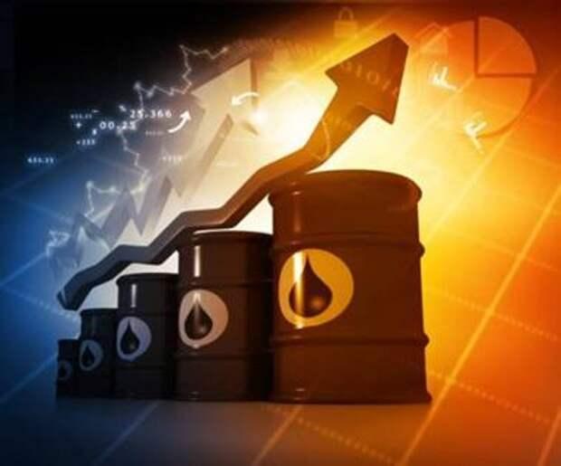 Цены на нефть ускорили рост на ожиданиях по спросу перед статистикой о запасах в США