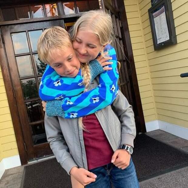 Наталья Водянова и Джастин Портман поздравили дочь Неву с днем рождения