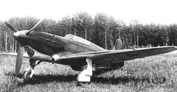 Легендарный истребитель Як-3 — оружие Победы