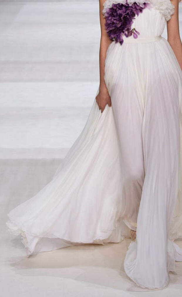 Свадебное платье. Нестандартный подход