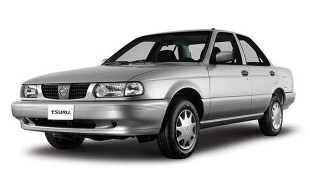 В Мексике прекращено производство культовой модели Nissan