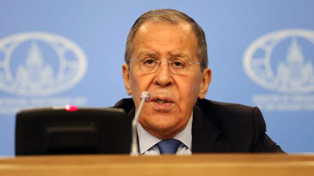 Сергей Лавров рассказал о прекращении работы американских фондов в РФ
