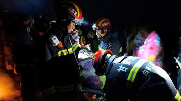 В Китае 21 человек погиб во время марафона из-за резкой смены погоды