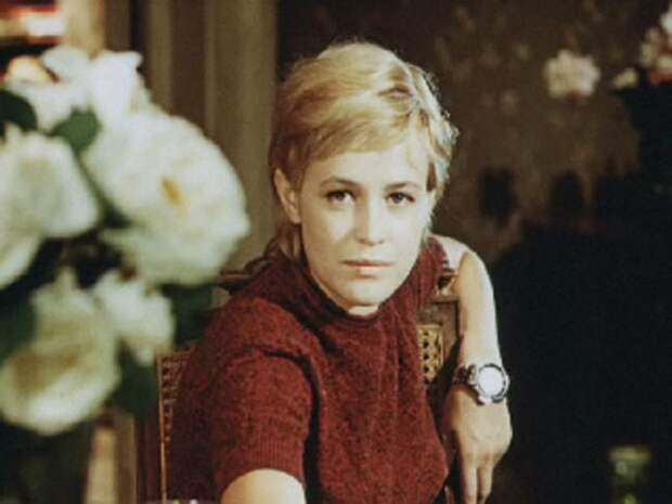 Марина Неелова в фильме *Монолог*, 1972   Фото: kino-teatr.ru