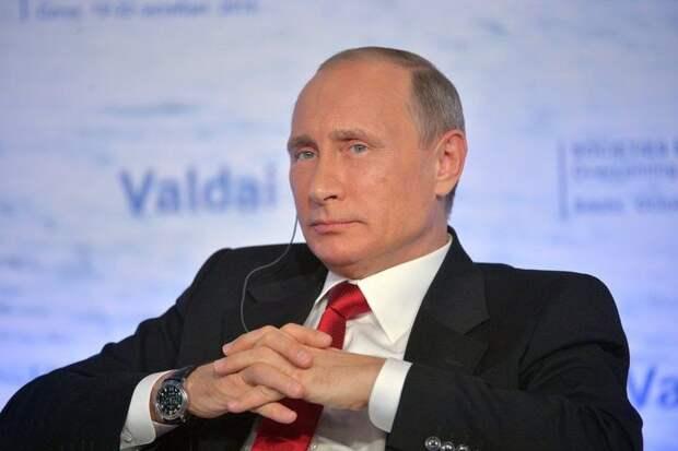 В The New York Times назвали Путина «врагом демократии»