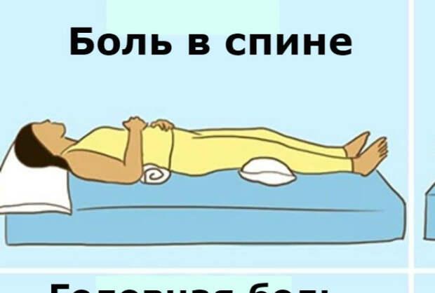 Если у вас болит спина