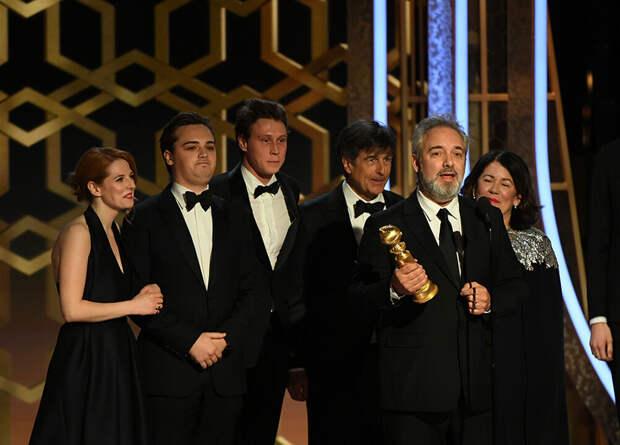 «Золотой глобус» объявил о новых правилах подачи заявок для иностранных фильмов
