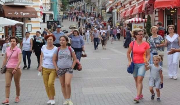 ВКисловодске отдохнуло рекордное количество туристов намайских праздниках