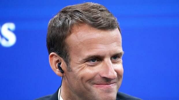 """Макрон предложил Западу определить """"красные линии"""" в отношениях с РФ"""