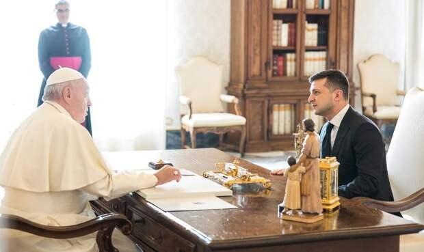Ватикан разрывает Гаванские соглашения