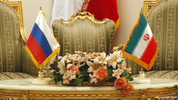 Россия и Иран подписали соглашение о военном сотрудничестве