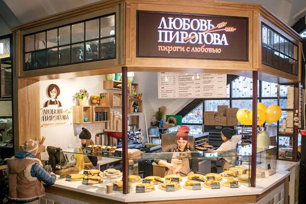 Первое кафе ребята открыли на Даниловском рынке