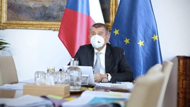 Бабиш ответил на слова президента Чехии о причинах взрывов во Врбетице