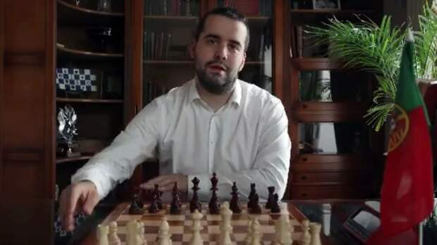 Непомнящий — о подготовке к матчу с Карлсеном: «Нужно самому становиться лучше, изучать что-то новое»