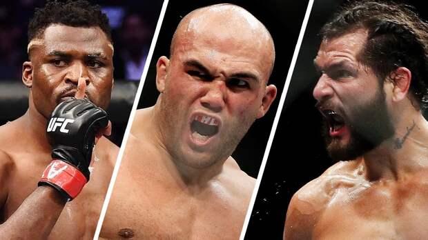 «Отморозков лучше незлить». Бойцы UFC, которые пугают своей жесткостью