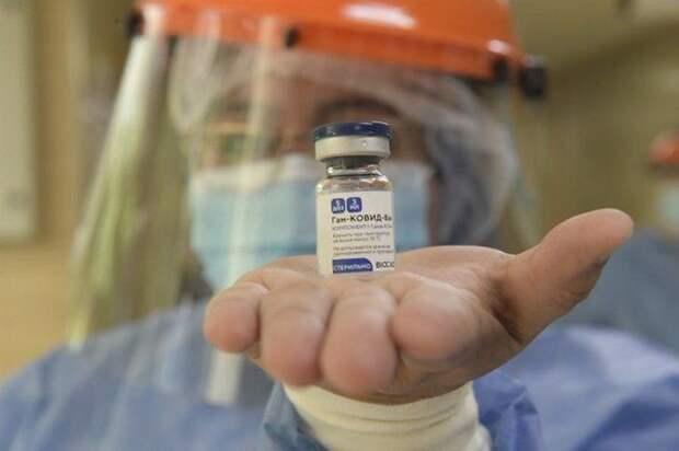 Украина запретила въезд вакцинированным российским препаратом «Спутник V»